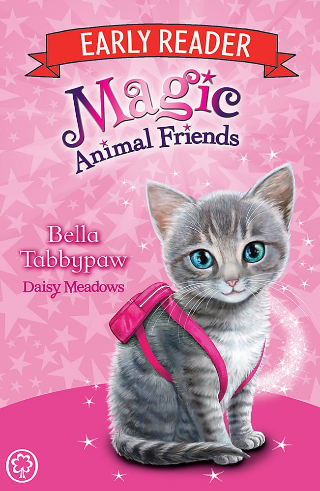 Magic Animal Friends Early Reader: Bella Tabbypaw