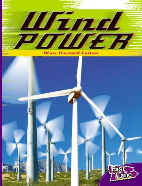 Wind Power Fast Lane Purple Non-Fiction
