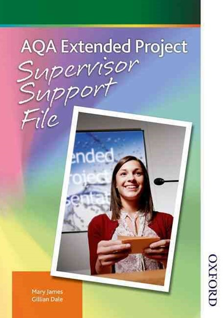 AQA Extended Project Supervisor Support File