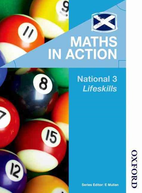 Maths in Action: National 3 Lifeskills