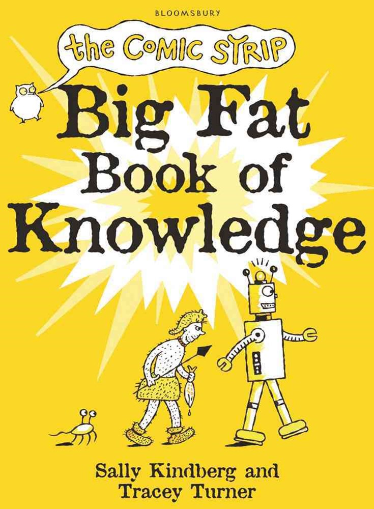 The Comic Strip Big Fat Book of Knowledge