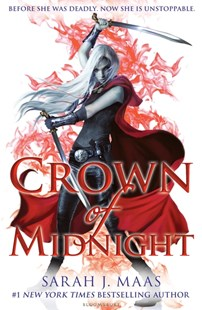 Crown of Midnight (Throne of Glass Book 2) by Sarah J. Maas (9781408834947) - PaperBack - Children's Fiction Teenage (11-13)