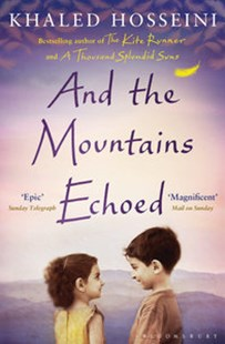 And the Mountains Echoed by Khaled Hosseini (9781408842454) - PaperBack - Historical fiction