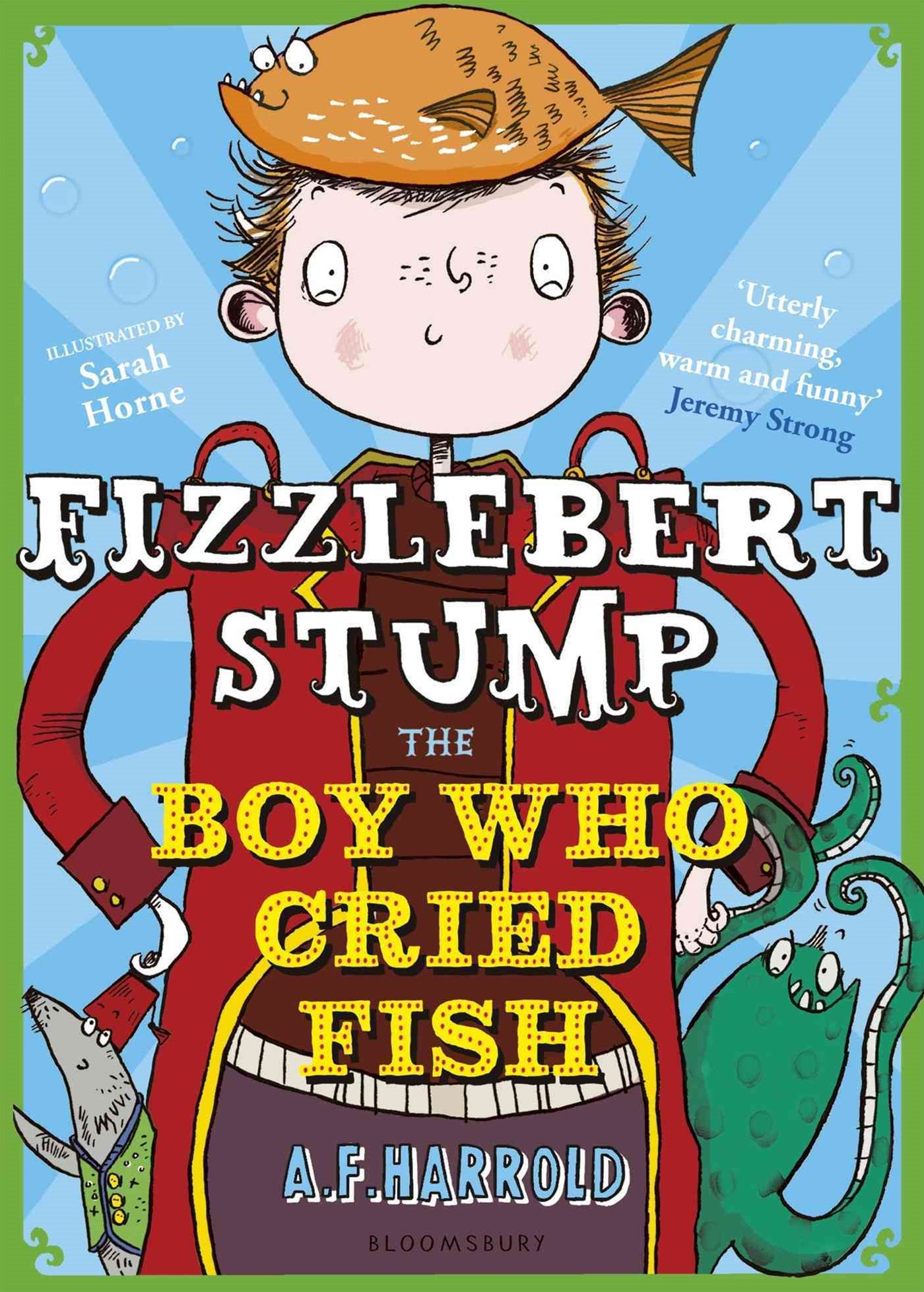 Fizzlebert Stump