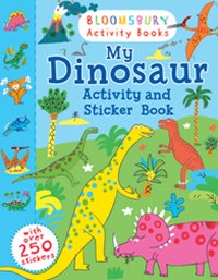 My Dinosaur Activity and Sticker Bo