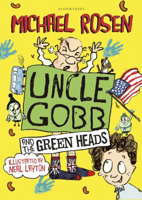 (ebook) Uncle Gobb And The Green Heads
