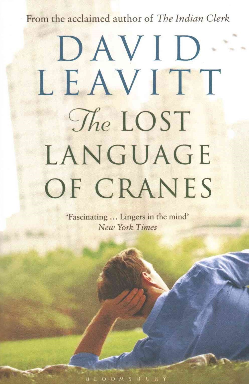 Lost Language of Cranes