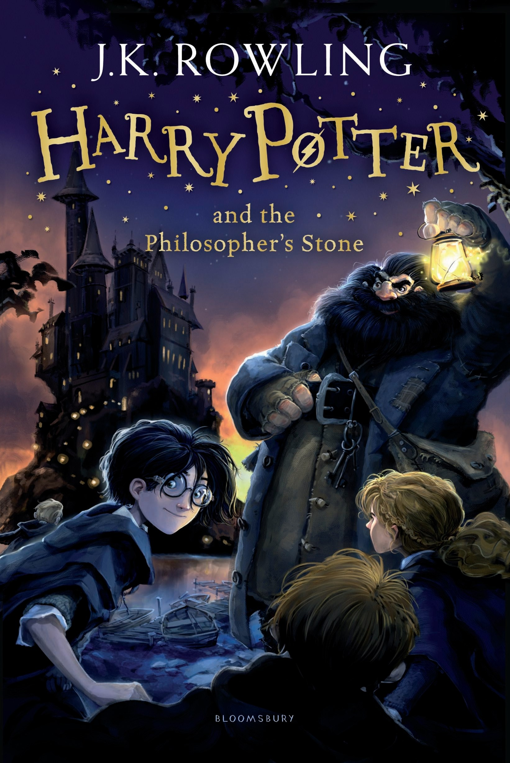 Harry Potter and the Philosopher's Stone (Harry Potter Book 1)