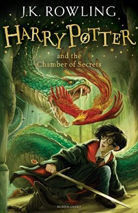 Harry Potter and the Chamber of Secrets by J. K. Rowling (9781408855669) - PaperBack - Children's Fiction Older Readers (8-10)