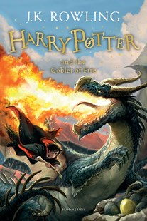 Harry Potter and the Goblet of Fire by J. K. Rowling (9781408855683) - PaperBack - Children's Fiction Older Readers (8-10)