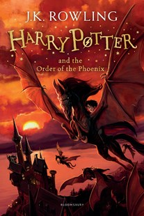 Harry Potter and the Order of the Phoenix by J. K. Rowling (9781408855690) - PaperBack - Children's Fiction Older Readers (8-10)
