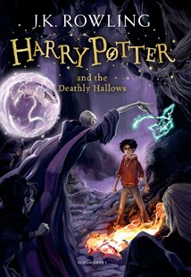 Harry Potter and the Deathly Hallows by J. K. Rowling (9781408855713) - PaperBack - Children's Fiction Older Readers (8-10)