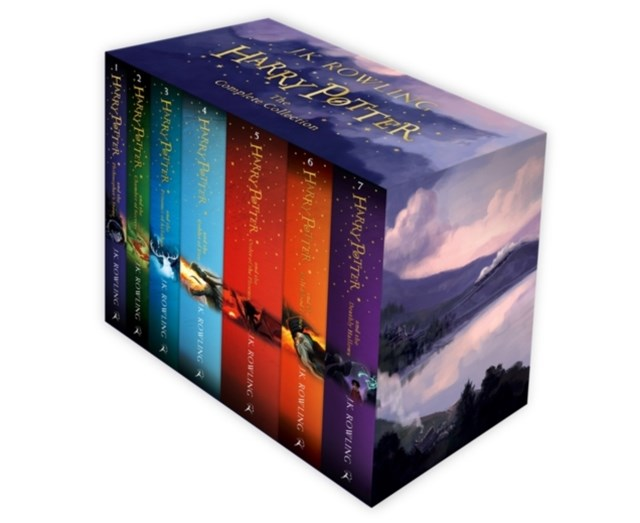 Harry Potter 7-Volume boxed Set