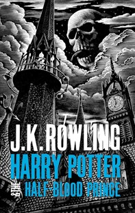 Harry Potter and the Half-Blood Prince by J. K. Rowling (9781408865446) - HardCover - Children's Fiction