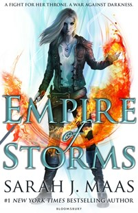 Empire of Storms (Throne of Glass Book 5) by Sarah J. Maas (9781408872895) - PaperBack - Children's Fiction Teenage (11-13)