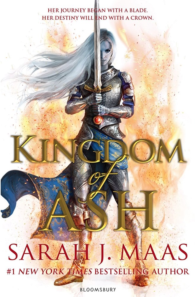 Kingdom of Ash (Book 6, Throne of Glass)