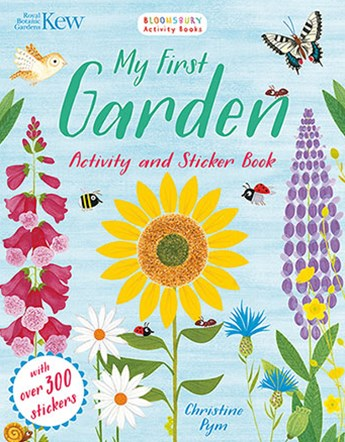 Kew My First Garden Activity and Sticker