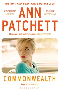 Commonwealth by Ann Patchett (9781408880364) - PaperBack - Modern & Contemporary Fiction General Fiction