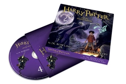 HARRY POTTER & THE DEATHLY HALLOWS CD