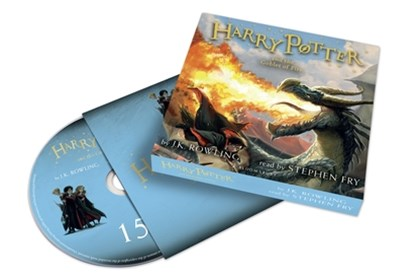 HARRY POTTER & THE GOBLET OF FIRE CD