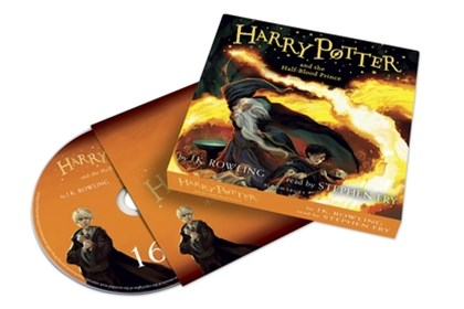 HARRY POTTER & THE HALF BLOOD PRINCE CD
