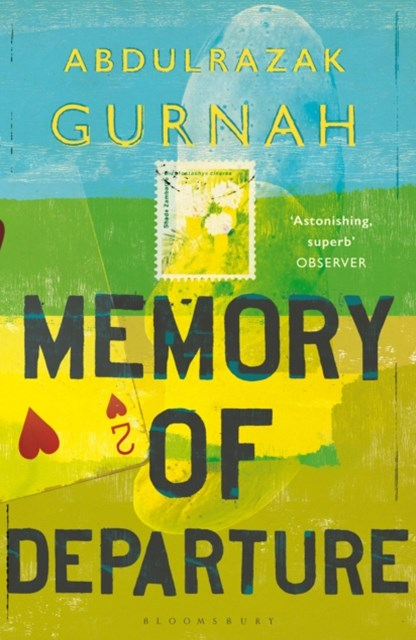 (ebook) Memory of Departure