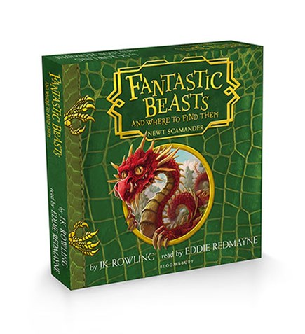 Fantastic Beasts and Where to Find Them - Audio book