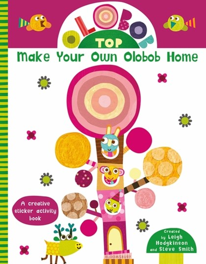 Olobob Top: Make Your Own Olobob Top Home