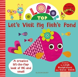 Olobob Top: Let's Visit Big Fish's Pond - Children's Fiction