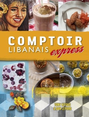 (ebook) Comptoir Libanais Express