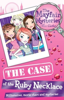 (ebook) The Mayfair Mysteries: The Case of the Ruby Necklace