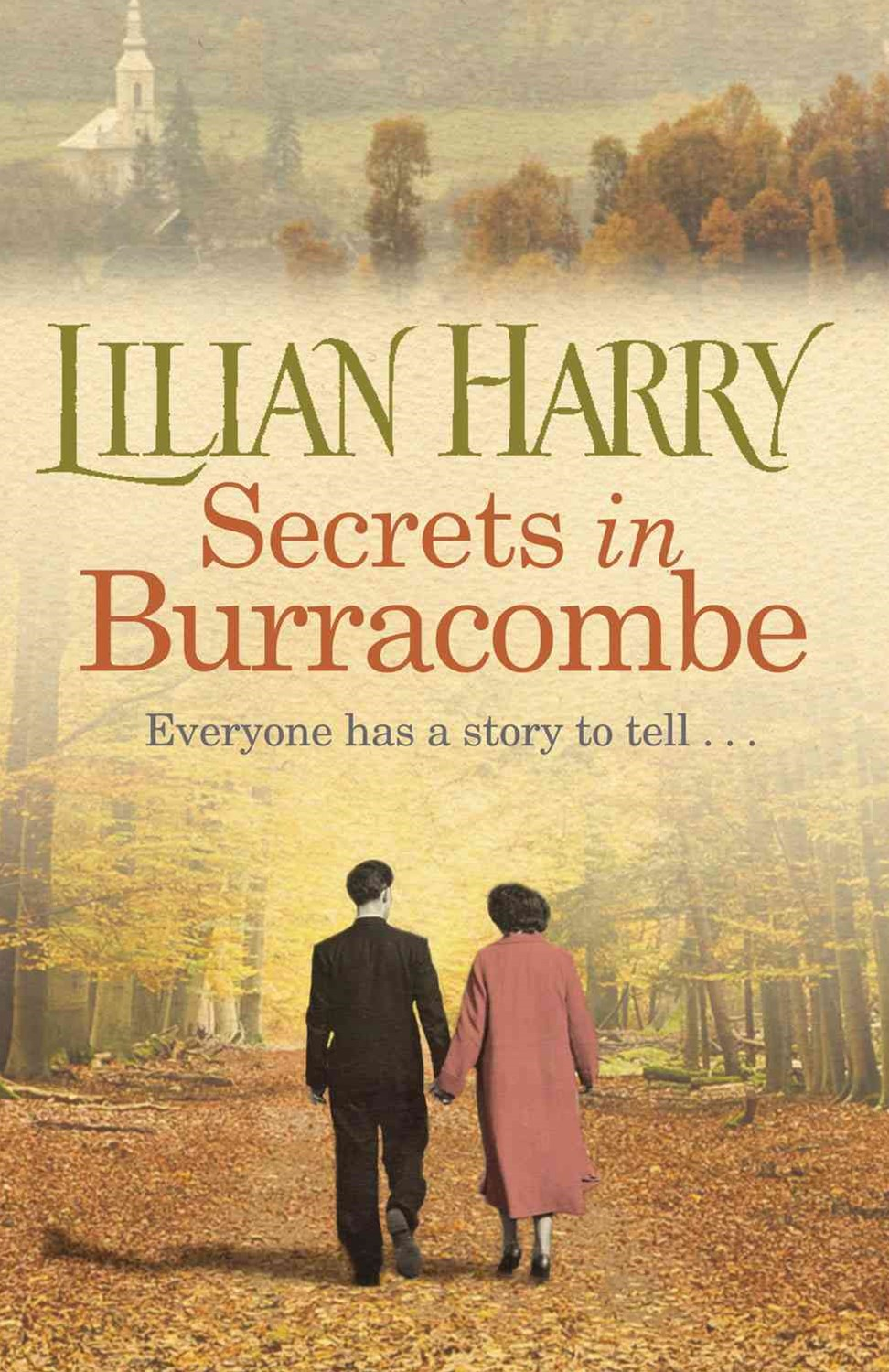 Secrets in Burracombe