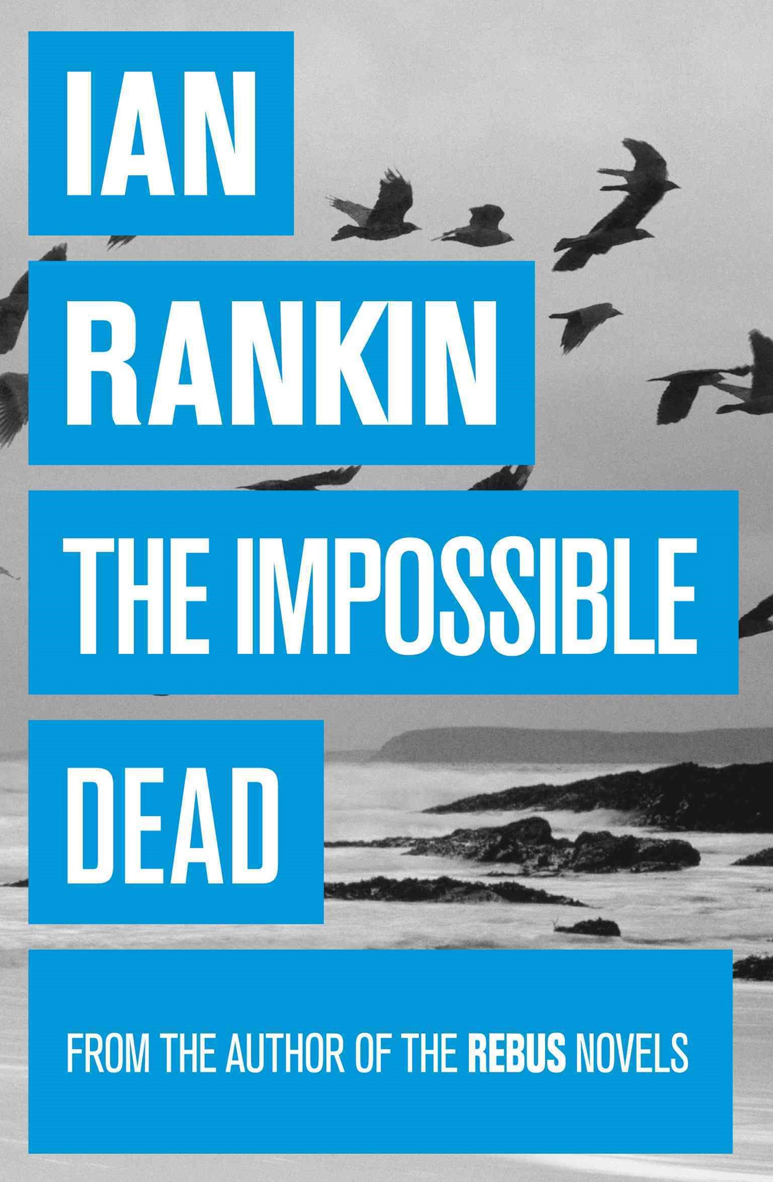 Impossible Dead: Malcolm Fox Bk 2