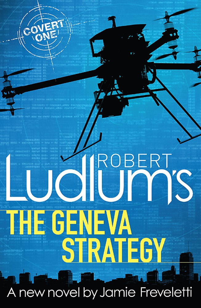 Robert Ludlum's The Geneva Strategy: Covert-One Bk 11