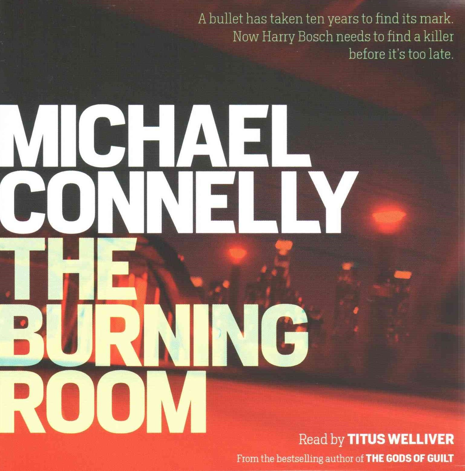 The Burning Room (CD)
