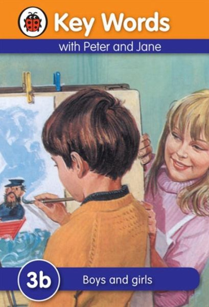 Ladybird Key Words with Peter and Jane: 3B: Boys and Girls