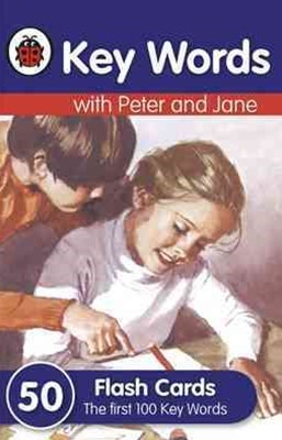 Ladybird Key Words With Peter And Jane: Flashcards