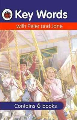 Ladybird Key Words With Peter And Jane Boxed Set