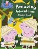 Peppa Pig: Amazing Adventures Sticker Book