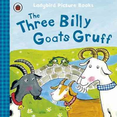 Ladybird Picture Books: The Three Billy Goats Gruff