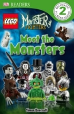 LEGO  Monster Fighters Meet the Monsters