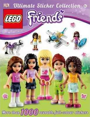 Lego Friends: Ultimate Sticker Collection