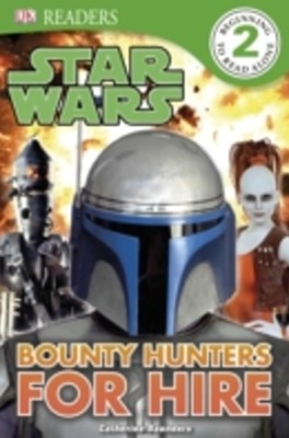 (ebook) Star Wars Bounty Hunters for Hire