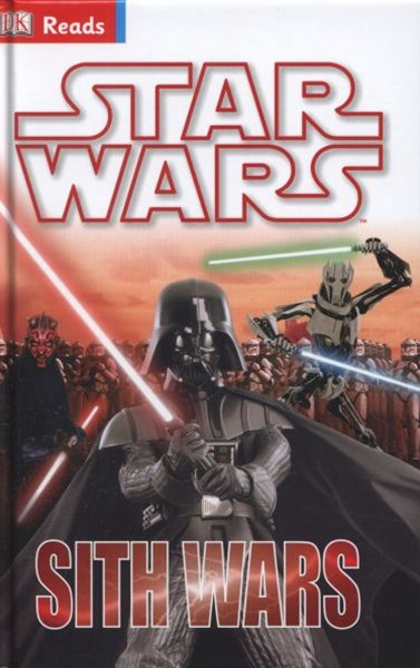 Dk Reads: Reading Alone: Star Wars: Sith Wars