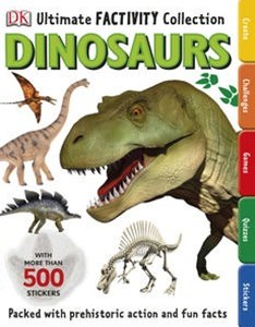 Dinosaurs: Ultimate Factivity Collection