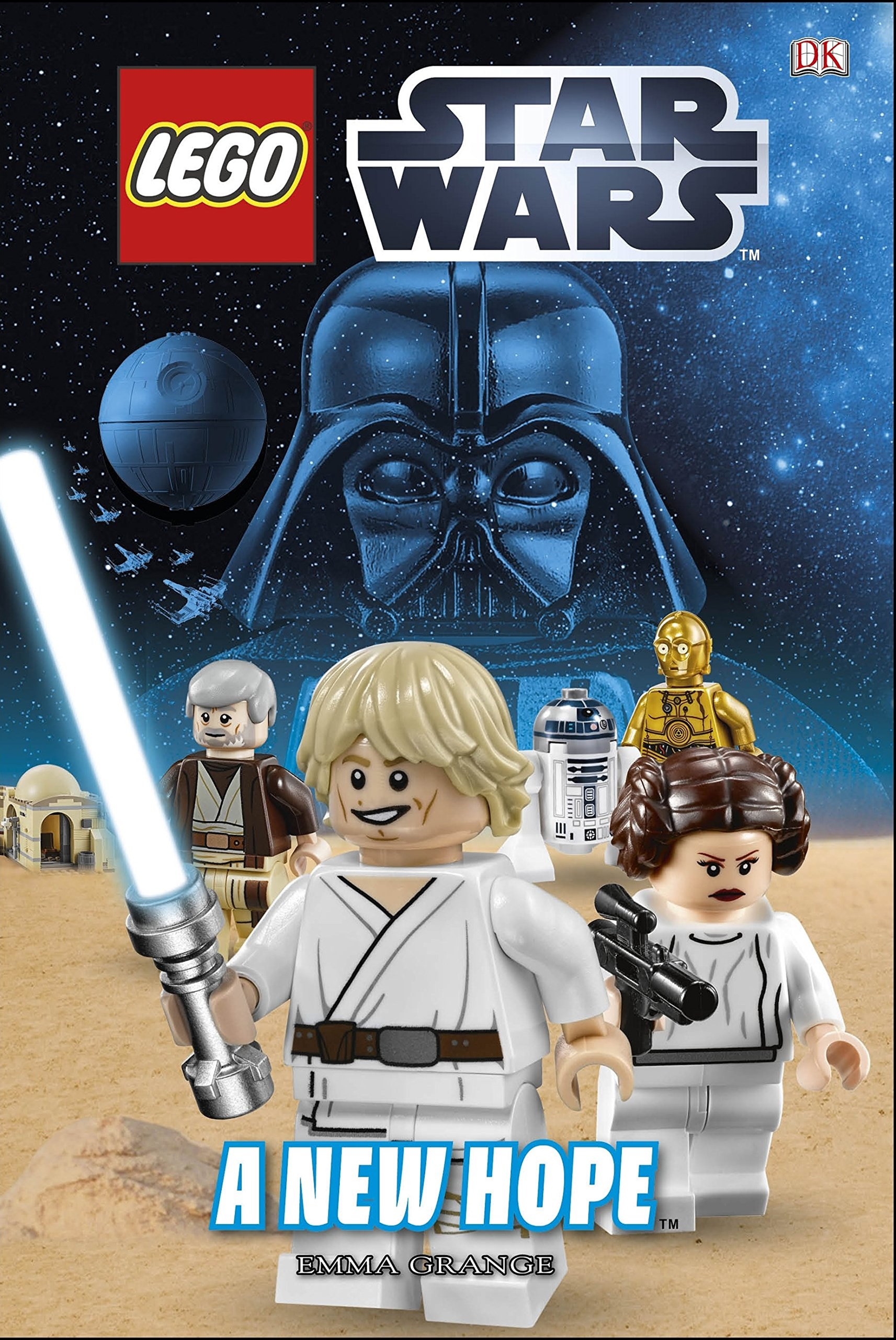 LEGO-« Star Wars: A New Hope