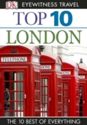 Eyewitness Top 10 Travel Guide: London