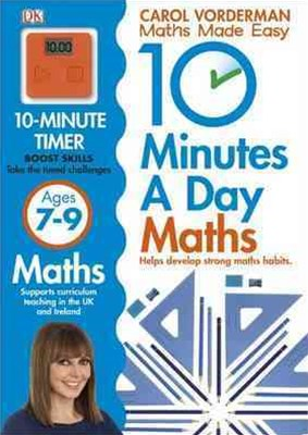 10 Minutes A Day: Basic Maths Skills