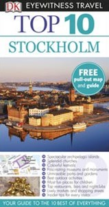 Stockholm: Eyewitness Top 10 Travel Guide
