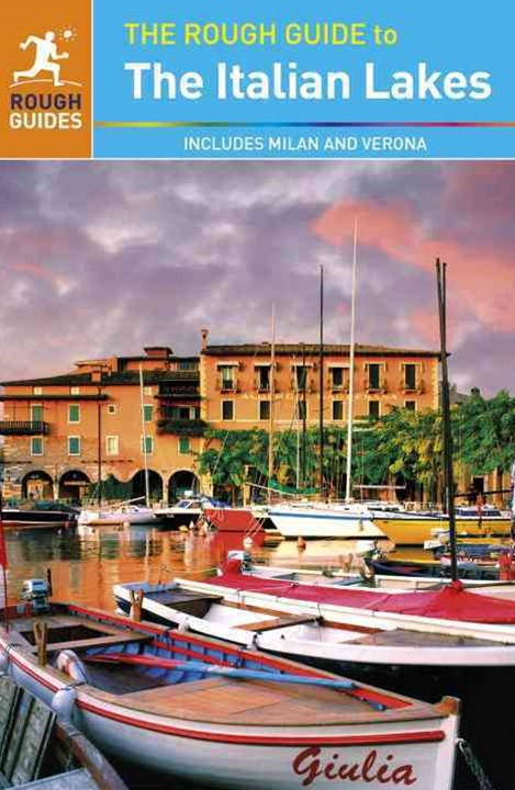 The Rough Guide to the Italian Lakes 4/e